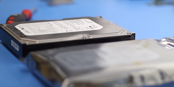How recover hard drive data